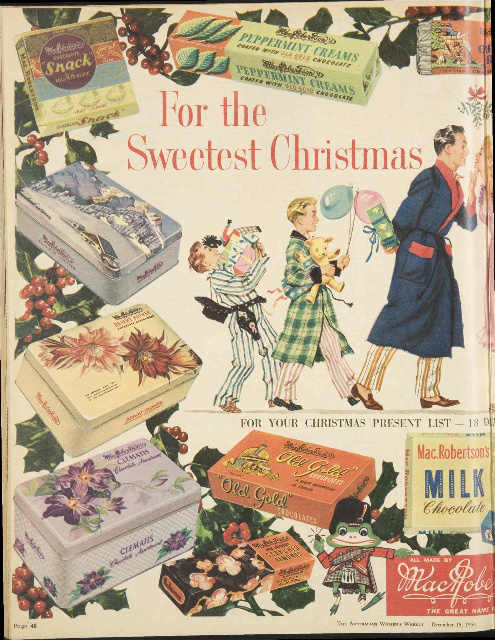 Issue 15 Dec 1954 The Australian Women's Wee... in 2020