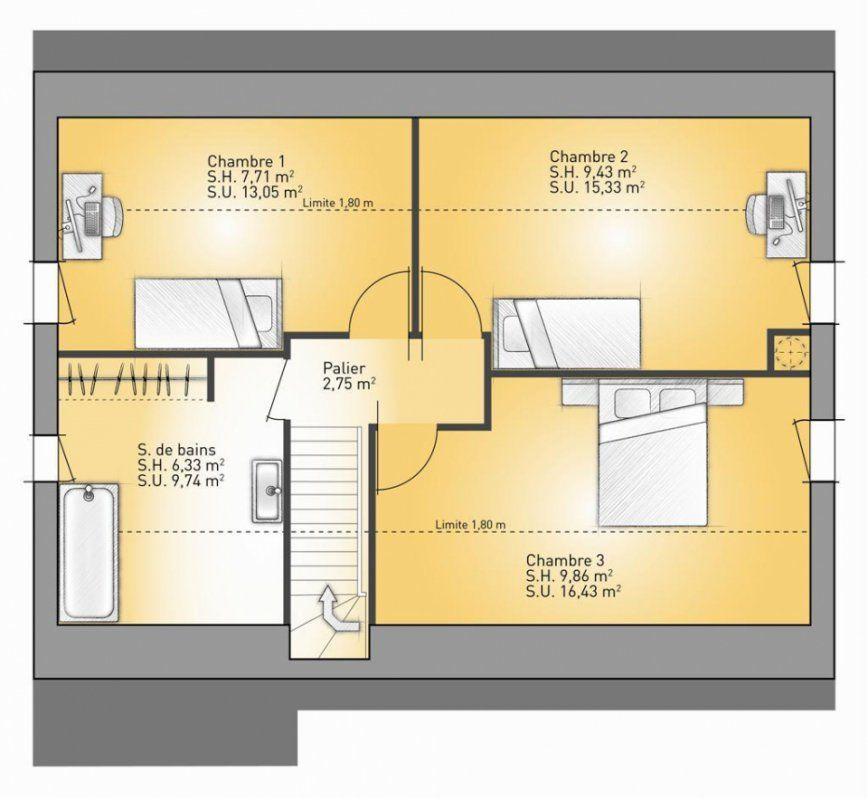 Plan maison horizon for Concevez vos propres plans de maison gratuitement