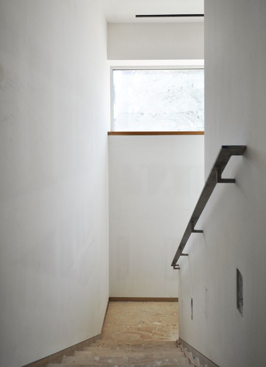 Modern Handrail Detail Diy Wall Mounted
