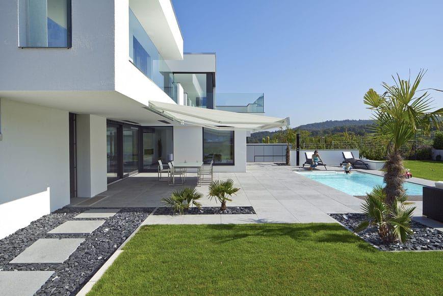 Wohnideen, Interior Design, Einrichtungsideen  Bilder House - Vorgarten Moderne Gestaltung