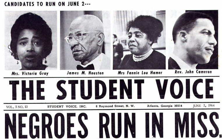 Civil Rights Movement Civil Rights Movement Student Voice Civil Rights