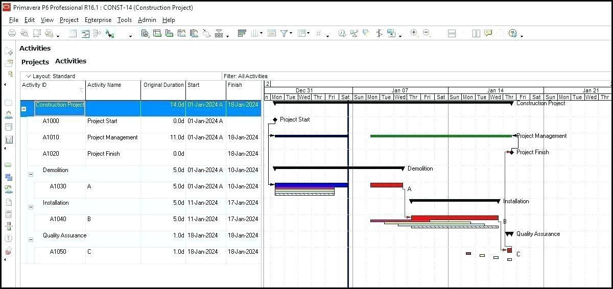 Chart Excel Gantt Template Xls 16 Gantt Chart Excel Template