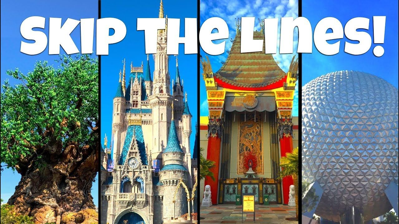Top 10 Tips and Tricks to Skip the Lines At Walt Disney