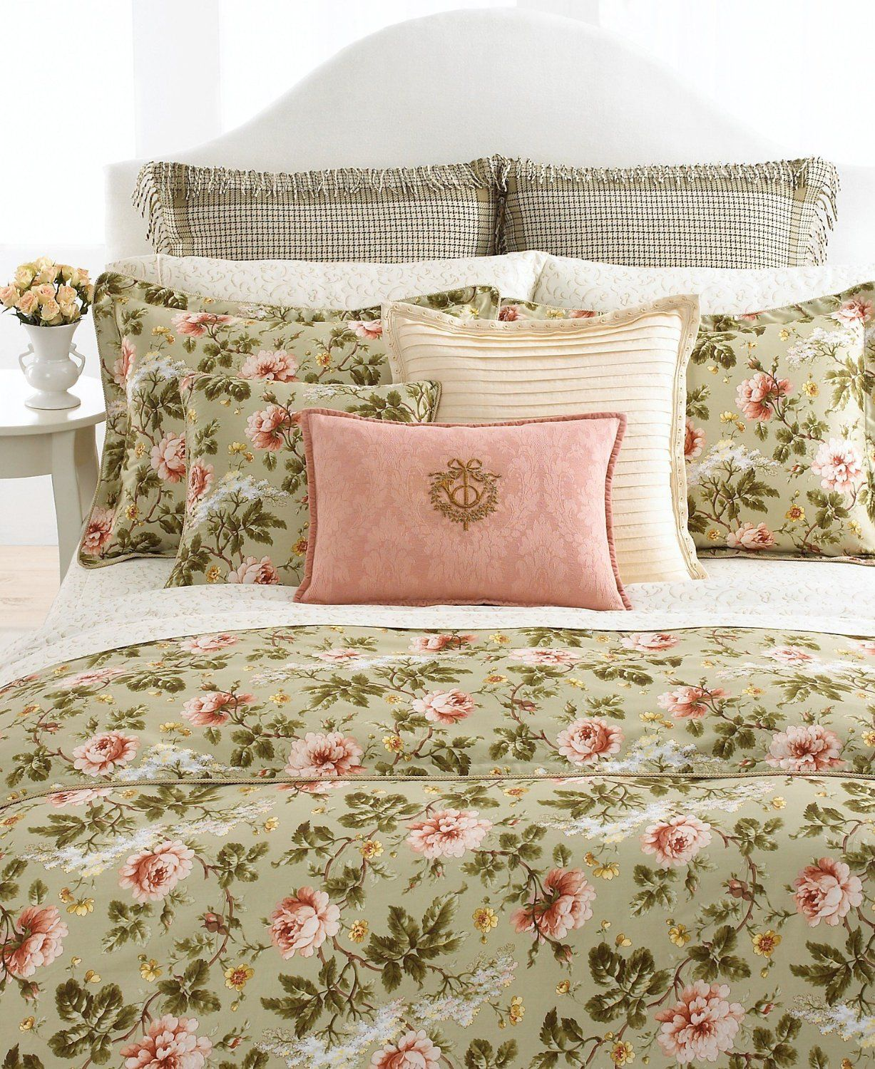 Comforter Cover Full Amazon Lauren By Ralph Lauren Yorkshire Rose Full