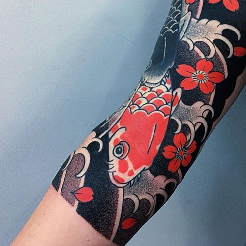 125 Best Japanese Tattoos For Men Cool Designs Ideas Meanings 2020 Japanese Tattoos For Men Japanese Tattoo Tattoos For Guys