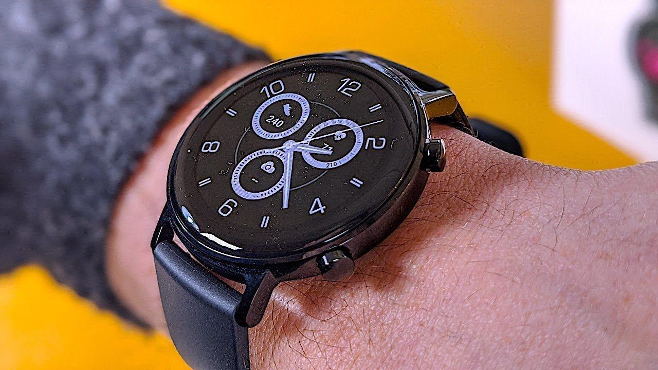 Smart Watch Huawei Watch GT2 Smartwatch Unboxing & Review