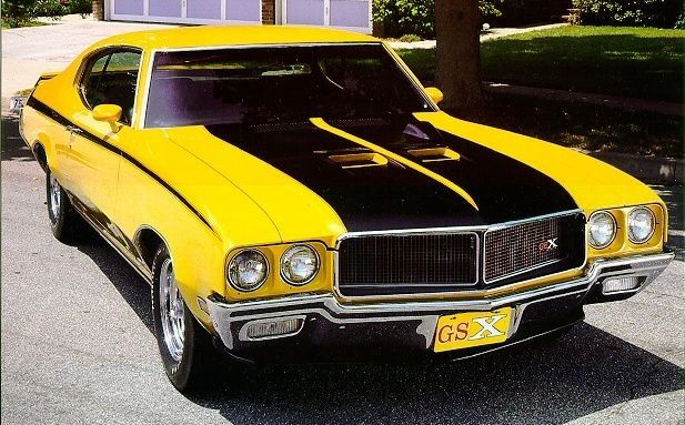 1972 Buick Gsx The Most Enigmatic Muscle Car New York Muscle