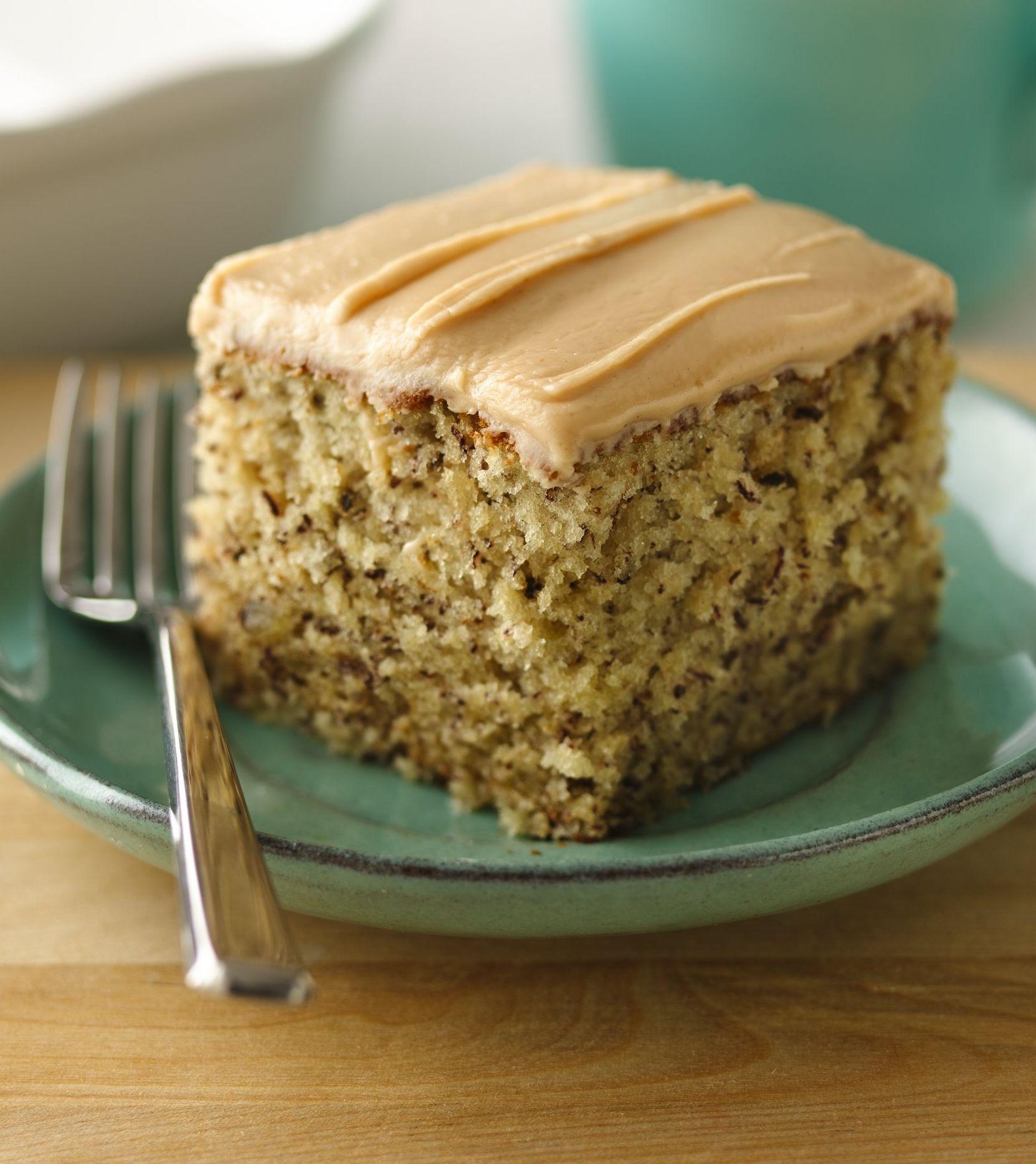 47++ Banana nut cake recipe using cake mix trends