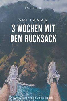Sri Lanka, das Land der unentdeckten Träume - entdecke Südostasien! #aroundtheworldtrips