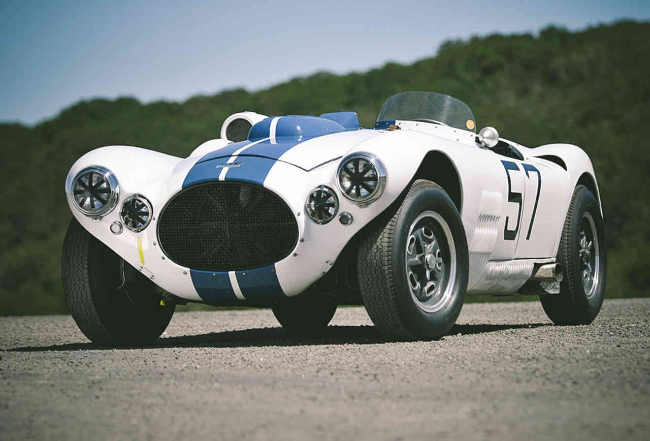 Cunningham R The Best Race Cars In American History
