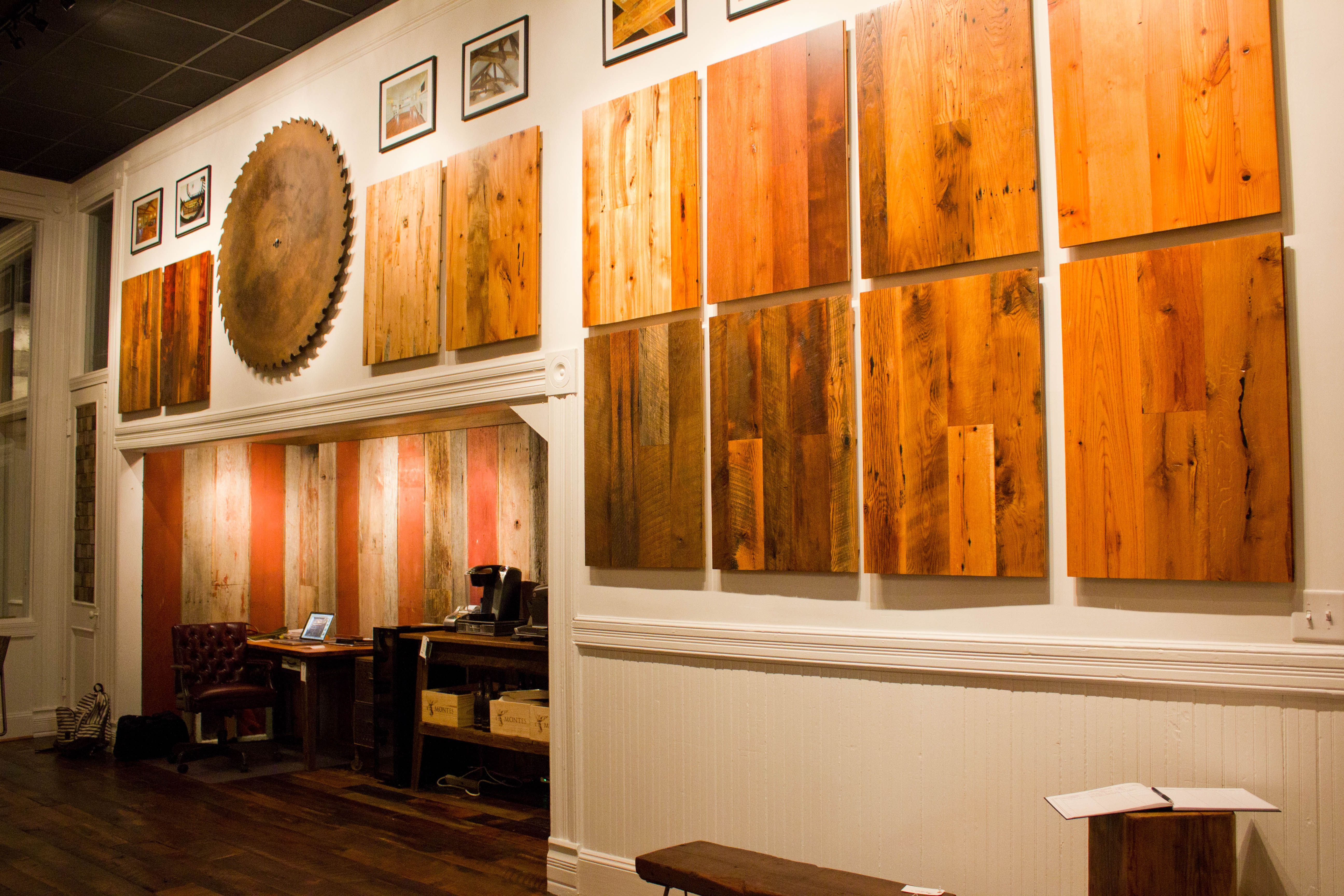 Charleston Sc Showroom Reclaimed Flooring Old Wood Barn