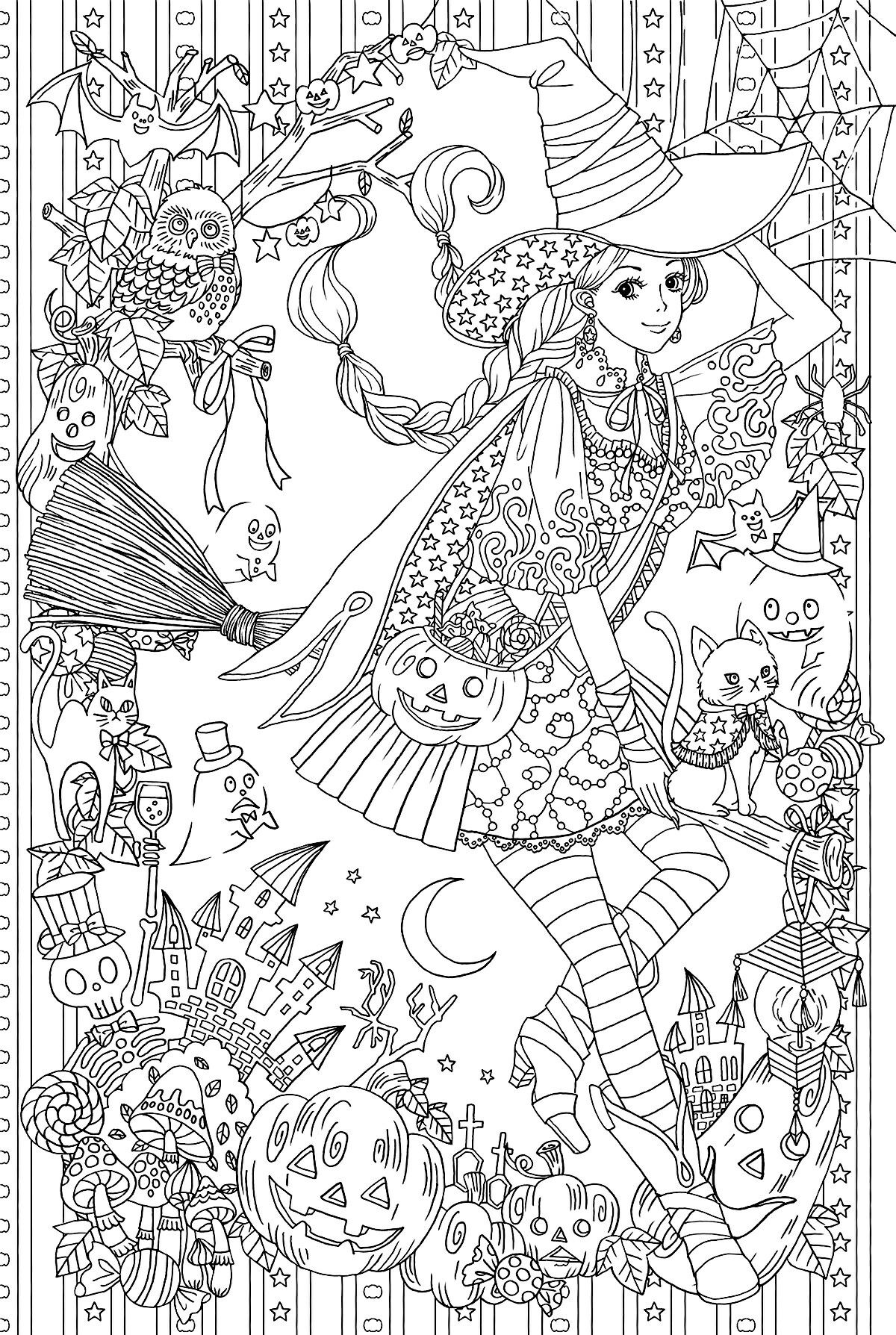 Pin von Annette Monk auf coloring in 2018 | Pinterest