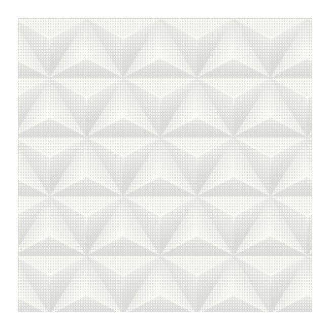 Castorama Tapeta Winylowa Na Flizelinie Geo 3d Un3301 Szara 10 Mb Fabric Manipulation Fabric Pattern