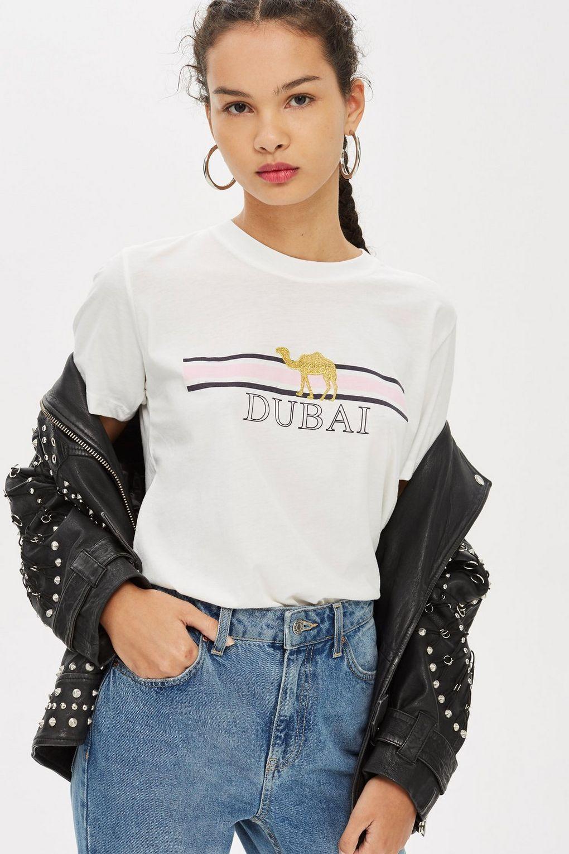 Dubai tshirt by tee cake europe trendy