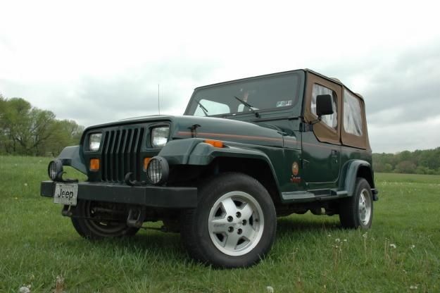 I Want This Exact Jeep This Is My Dream Jeep 1994 Wrangler