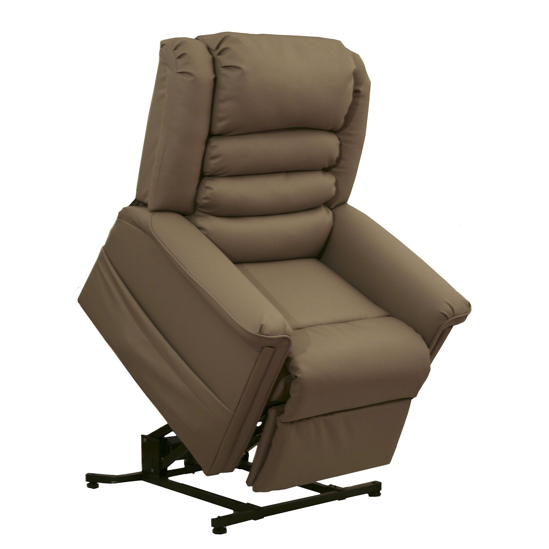 Catnapper Invincible Power Lift Chair Full Lay Out Recliner With Hospital Grade Vinyl 4832 Power Lift Chairs Recliners