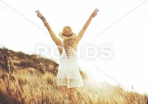 Stock photo Fashion Lifestyle. Fashion Portrait of Beautiful Young Woman Outdoors. Soft warm vintage color tone. Artsy Bohemian Style..  7.3 MB. 5427 x 3840. From $10. Royalty free. Download now >>>