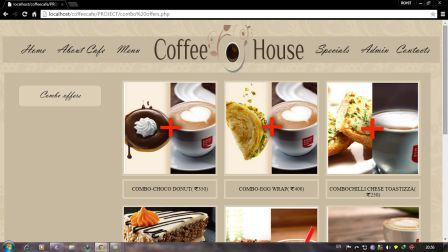 Free Download Coffee Shop Store Php Project With Source Code Php