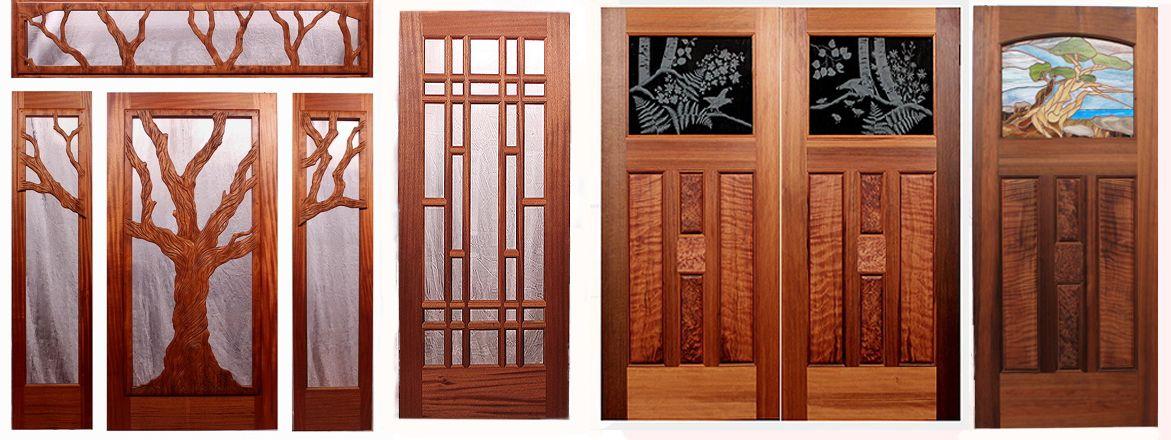 Customer Spotlight Brian Lee with Mendocino Doors & Customer Spotlight: Brian Lee with Mendocino Doors | Knob Deco Blog ...