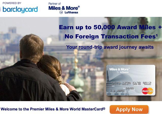 50 000 Lufthansa Miles More Card Returns Travelsort Best Travel Credit Cards Travel Credit Cards Personalized Travel