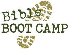 Bible Boot Camp for Christian Soldiers