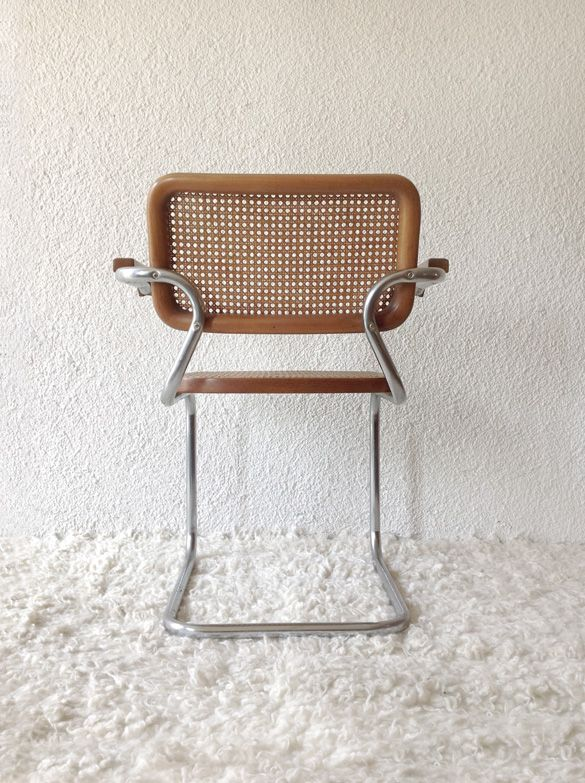 "Marcel Breuer ""Cesca"" Chair Cantilever chair, Chair"