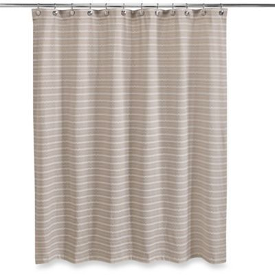 Homewear Corsica 70 X 72 Shower Curtain In Linen 96 Inch Shower Curtain Curtains Cotton Curtains