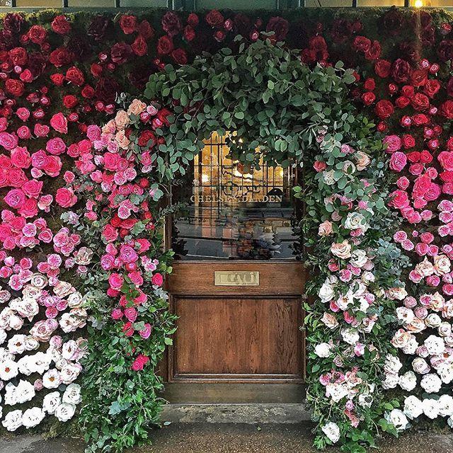 The Ivy Chelsea Garden is a British Brasserie & Grill