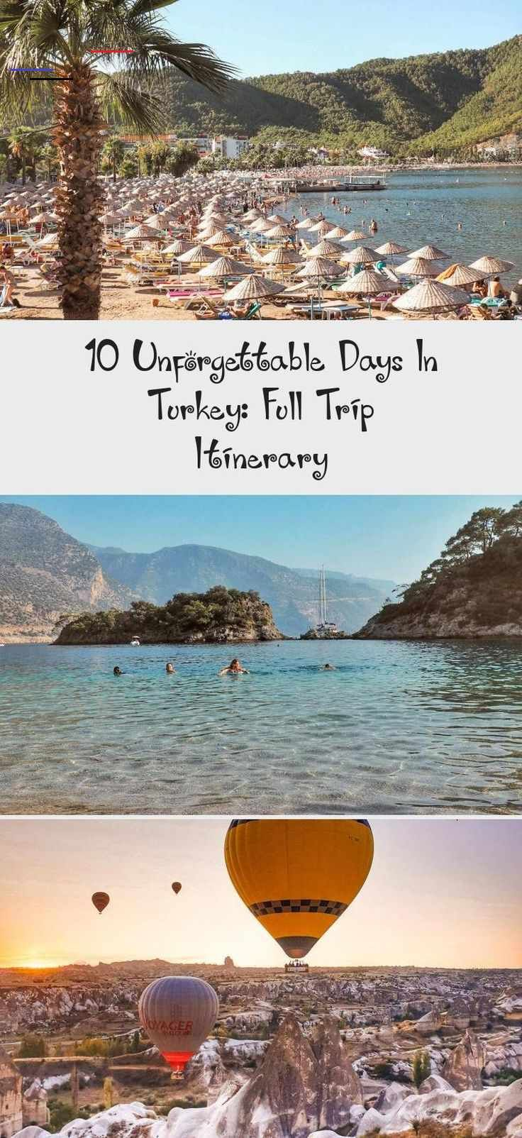 10 Unforgettable Days In Turkey: Full Trip Itinerary - Yasmin's Blog 10 day travel itinerary for Turkey. Get a full guide covering Marmaris, Pamukkale, Cappadocia, Antalya, Fethiye and Dalyan PLUS important travel tips and need-to-know information for anyone planning a trip to Turkey. Click for the guide!  #turkey #travel #destinations #bestthingstodo #placestogo #cappadocia #pamukkale #fethiye #dalyan #dalaman #marmaris #konya #cities #touristattractions #Travelstories<br> 10 day travel itinera