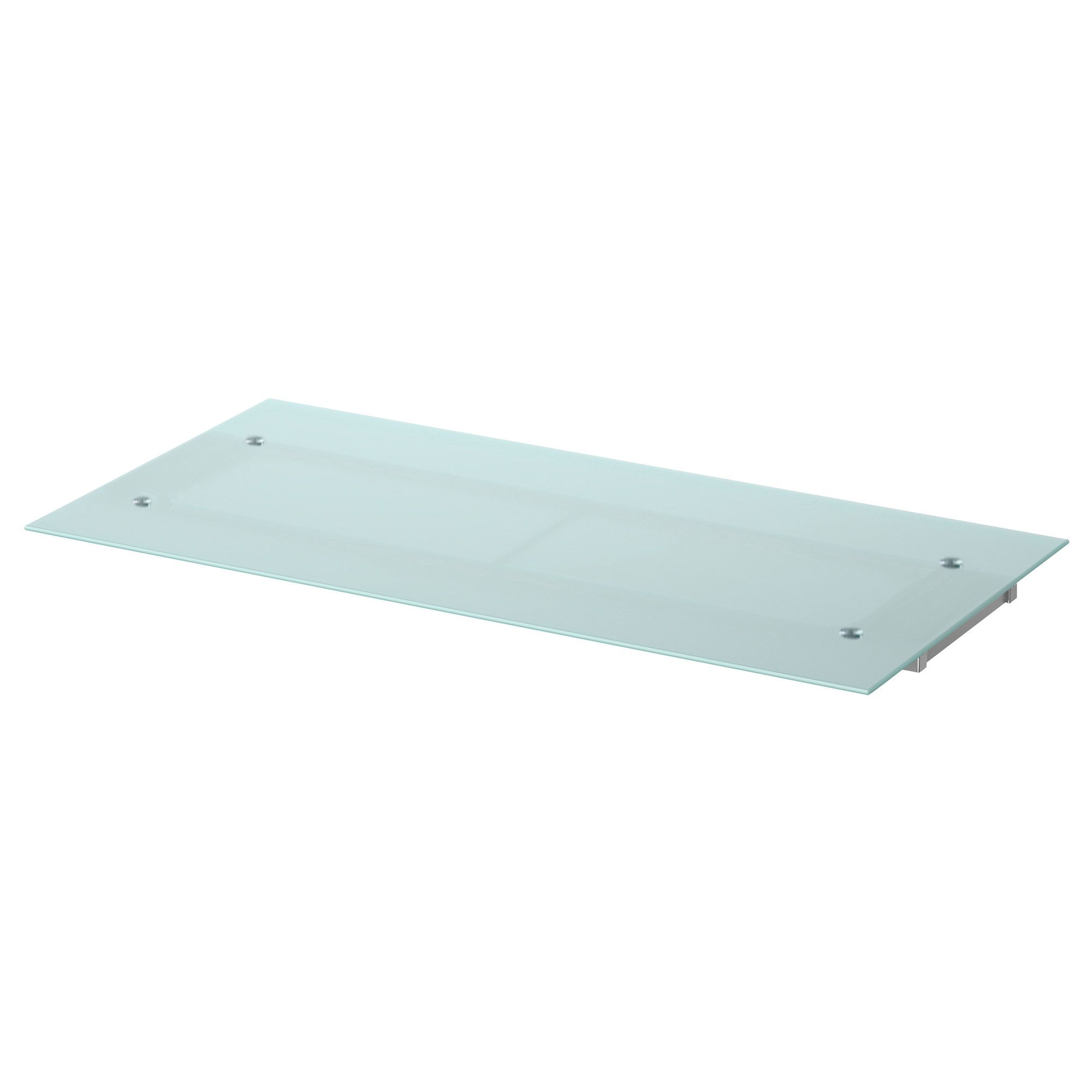 GALANT Table top with frame - glass - IKEA