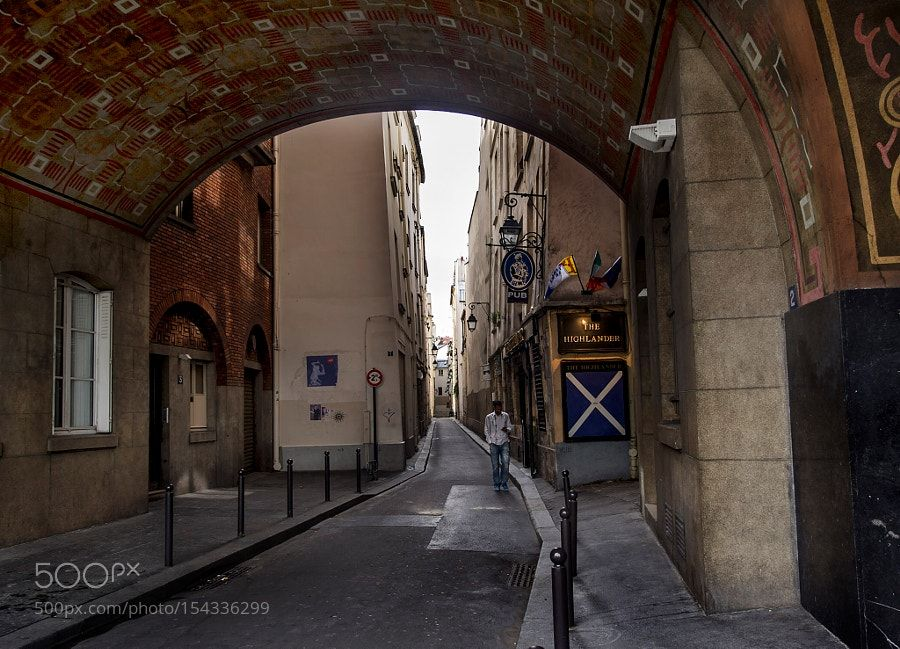 Les Rues de Paris by LIGHTism2