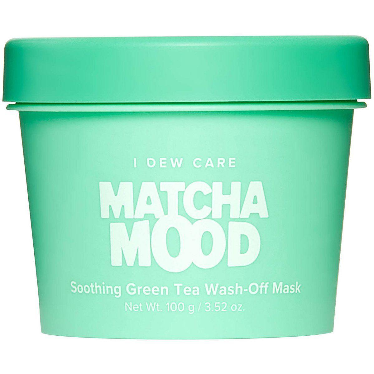 Photo of I Dew Care Matcha Mood Soothing Green Tea Wash-Off Mask | Ulta Beauty