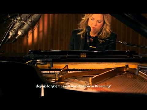 "Diana Krall nous présente son nouvel album ""Wallflower"" à travers son 1er single - YouTube"