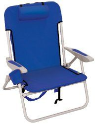 Rio Beach Chairs Backpack Straps Reclining Comfort Cooler
