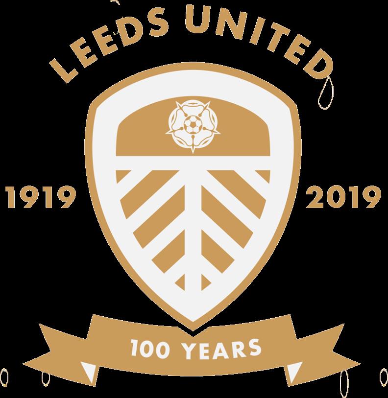 Leeds United Football Club Leeds Escudo Centenario Desain