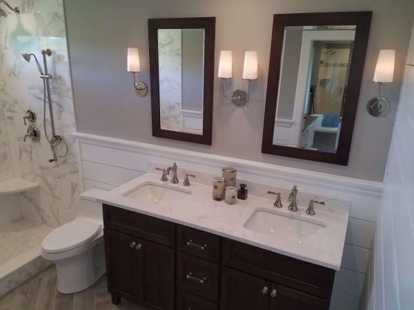 Bathroom Remodeling & Renovation Contractor   Annandale, Nj inside Bathroom Remodel Des ...