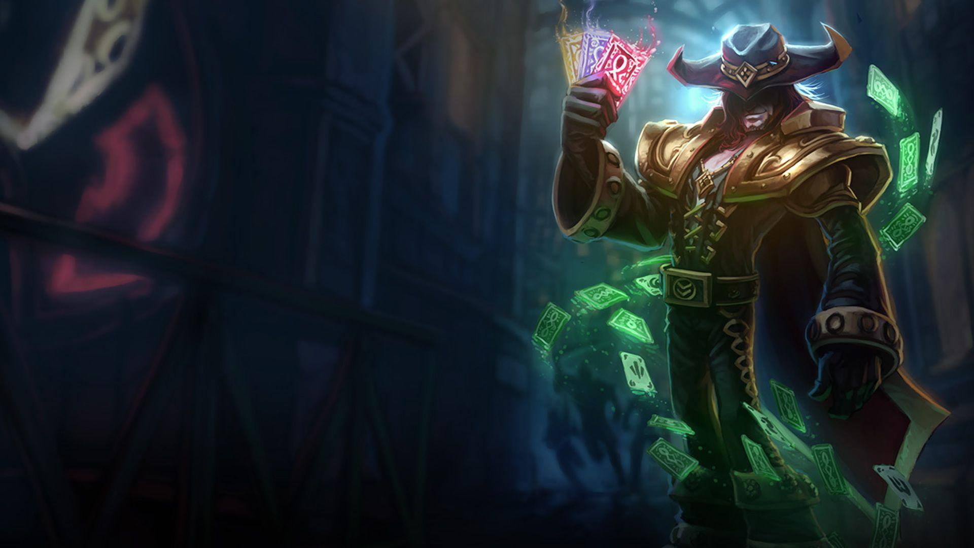 League Of Legends Twisted Fate In 2020 League Of Legends Fate