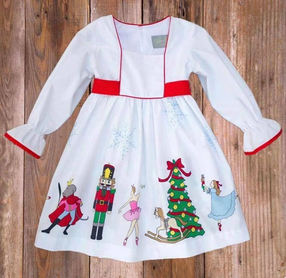 6264efdee021 Eleanor Rose Nutcracker dress size 5/6   Nena's Closet   Dresses ...