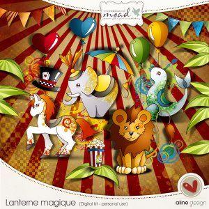 Lanterne magique by Aline Design at MSAD - june 2014