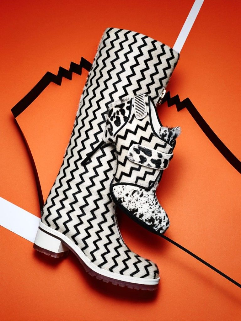 Nunc Proj Ewa Wojciechowska Fashion Boots Shoes