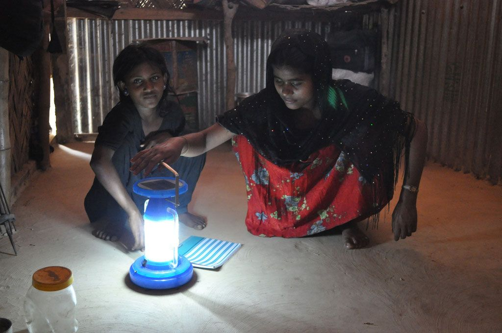 IKEA sustainable lighting initiative seeks to brighten lives of refugees in UN camps