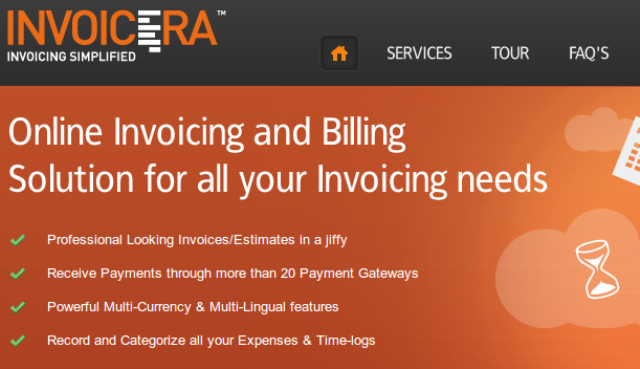 Invoiceraa List Of Free Or Cheaper Alternatives To Freshbooks And - Zoho free invoice for service business