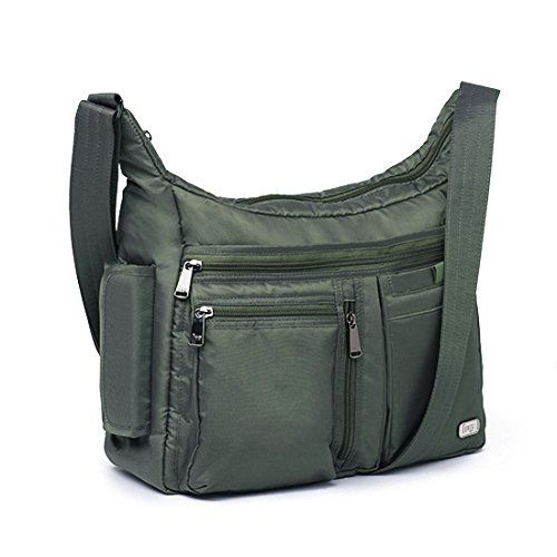 Lug Double Dutch Cross Body Bag Olive Green     Check out the image by  visiting the link. bdc1208045bb6