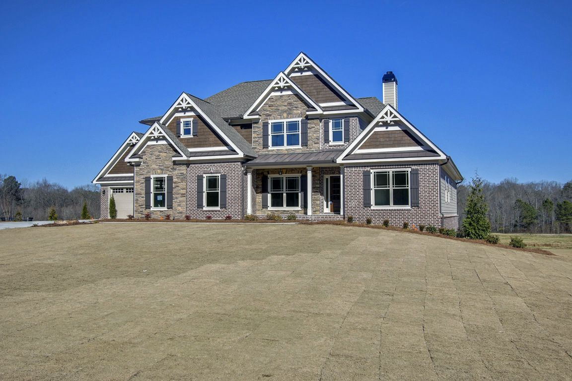 Reliant Home For Sale In Statham Ga Oconee County Ga Home For Sale Reliant Homes Club Estates The Addison Building A House House Styles Home Builders