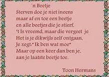 N Beetje Toon Hermans Teksten