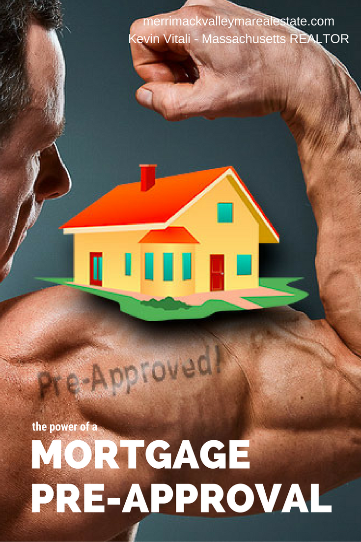 The Power Of A PreApproval Letter Massachusetts Home Buying