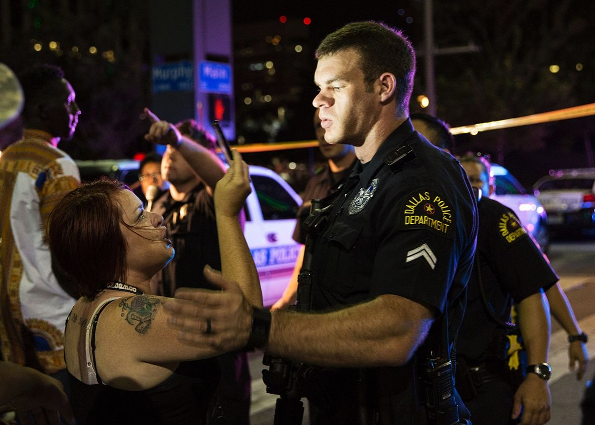 The Dallas Police Department Has Been a Model for Reducing