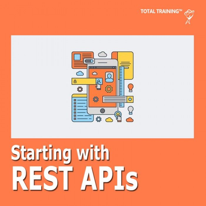 Starting with REST APIs totaltraining elearning