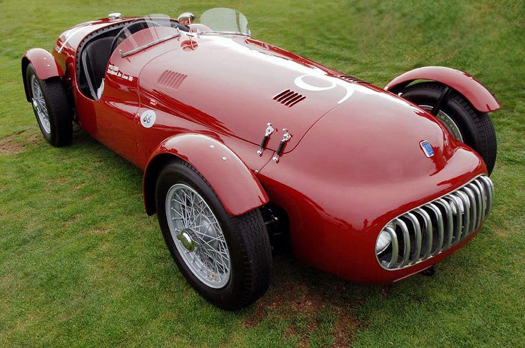 Alfa Romeo 6C 2500 \'Marco\' di Nardi-Danese (1947) | mood board ...