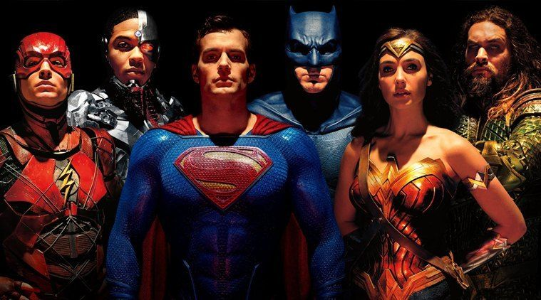 From Aquaman to Man of Steel All DC universe movies